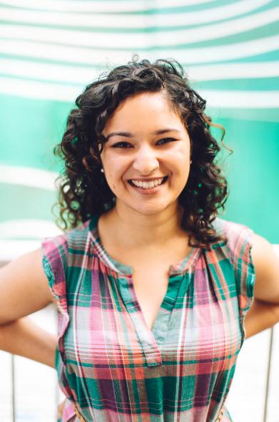 Reena Singh, Grant Writer and Development Associate