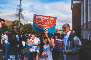 Survivors Speak Florida, February 2018