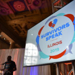 Survivor Speak at Illinois State Capital Springfield 277412