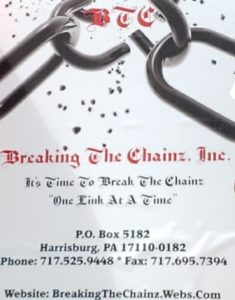 Breaking The Chainz inc.