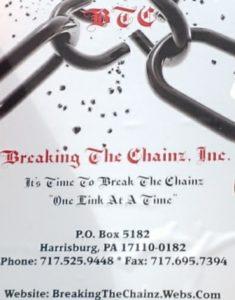 Breaking The Chainz inc.